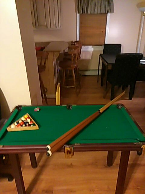 Tiny Pool Table For A Tiny House In Wyandanch   Letgo