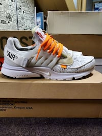 Off White Presto Vaughan, L6A 2Y5