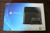 PS4 500Go Jet Black 786 km