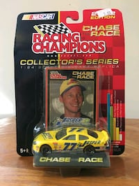 Never opened racing champions