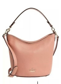 Kate Spade rose hobo bag