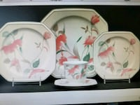 Mikasa China Set - Silk Flowers pattern Wilmington, 28409