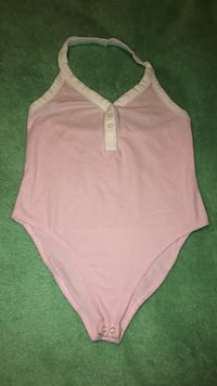 Pink forever 21 body suit (small) Newmarket