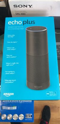 NEW SEALED AMAZON ECHO PLUS FOR SALE Mississauga, L5M 1K8