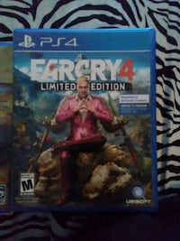 Farcry 4 PS4 game case Moriarty, 87035