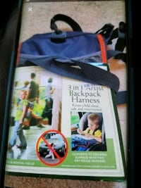 Backpack harness Vienna, 22180