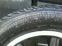 255 / 55R18 Lincoln MKX Richmond Hill, L4C 1T8