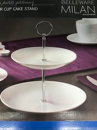 2 tier serving plate  Mississauga, L5M 5N6