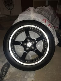 Set of 4 Tires and rims Vaughan