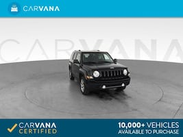 2016 Jeep Patriot suv High Altitude Edition Sport Utility 4D Black