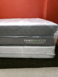 King size bed set new can deliver  Seminole, 33776