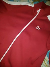 Large Puma Red And White Hoodie Montréal, H4L 3T2
