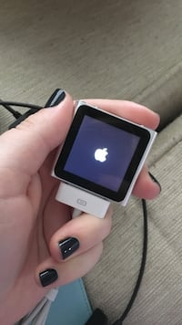Apple Grey iPod Nano 6th gen