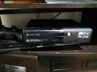 black Xbox 360 console with kinect Springfield, 01107
