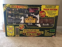 Train - Coastal Express - New
