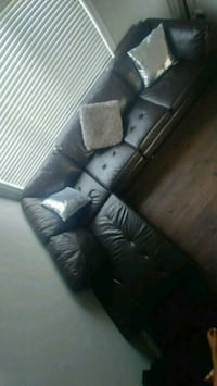 Synthetic leather couch  Regina, S4X 3K2