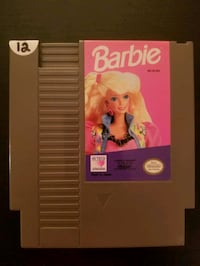 Barbie for Nintendo NES  Vaughan, L4L