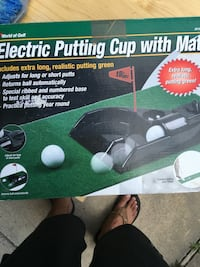 black and green and black electric string trimmer box New Bern, 28560