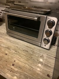 Cuisineart toaster oven $60