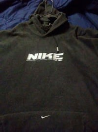 black and white Nike pullover hoodie Oklahoma City, 73111