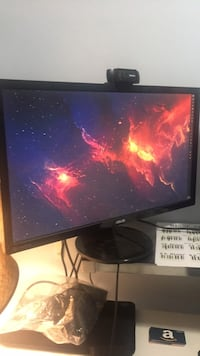 21 inch asus monitor 60hz