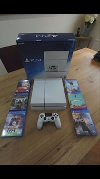 Ps4 white New Jersey