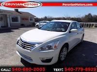 Nissan Altima 2015 Warrenton, 20187