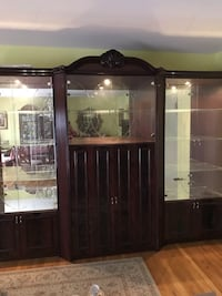 Wall unit in a great condition (lights are working perfectly  Florham Park, 07932