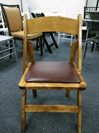 WOOD FOLDING CHAIRS City of Industry, 91748