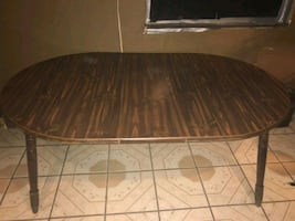 Dining table 65 × 42