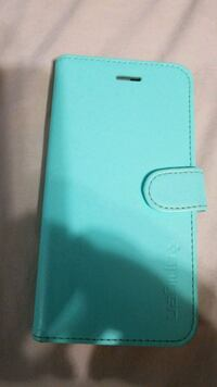 teal and white iPhone case London, N6E 2B2
