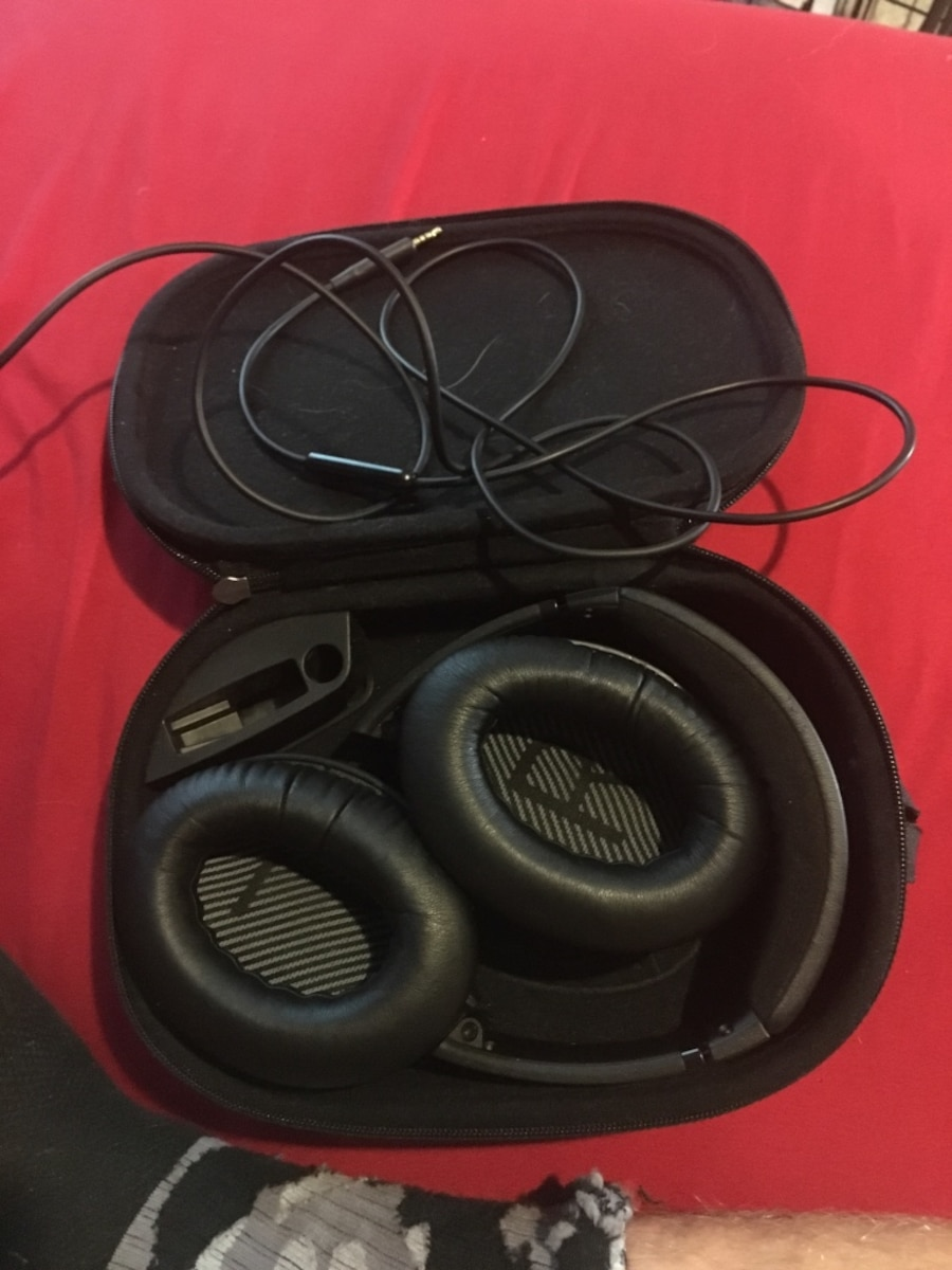 Limited edition Bose QC25 Noise Cancelling headphones - TN