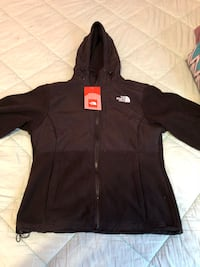 black zip-up hoodie Manchester Township