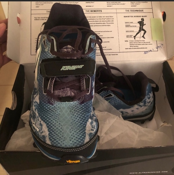 09536f50e6205 Used Trail Running Shoes for sale in Lake Havasu City - letgo