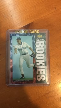 Alex Rodriguez Rookie Card VERY GOOD CONDITION Melville, 11747