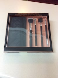 black makeup brush set box Burlington