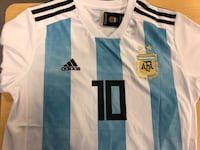 Argentina Soccer jersey Miami, 33133