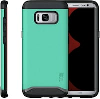 Tudia Turquoise Case for Galaxy S8