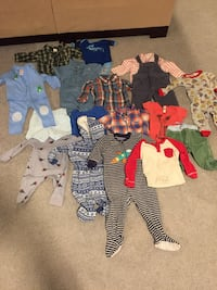 Baby boy clothes (6-12 months) Fairfax, 22032