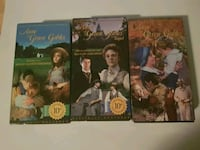 Anne of Green Gables VHS lot of 3 tapes Ottawa, K4A