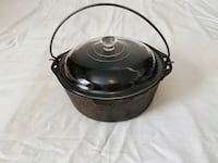 5 QT. Cast Iron Dutch Oven