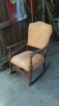 Vintage rocking chair Modesto, 95350