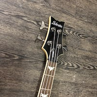 Schecter Diamond Series Bass