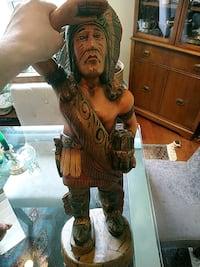 Vintage Indian carving statue Mississauga, L5H 3W6