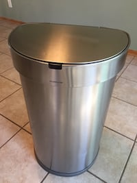 Simple Human Motion Sensor Trash Can Omaha, 68164