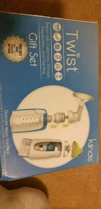 white and blue Philips Avent breast pump box Bakersfield, 93307