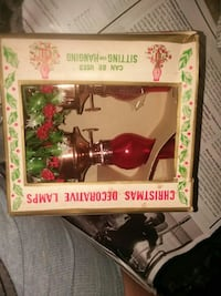 Christmas lamps authentic kerosene lamp Hagerstown, 21740