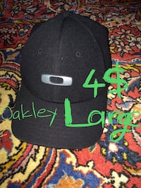 Oakley Like New Hat Markham, L3T 2E9