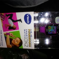 toddler's purple and black Vtech smart watch DX2 with box Las Vegas, 89121