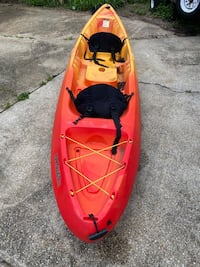 Two man kayak